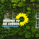 "Bürgerstammtisch der Grünen zum Thema ""Parents for future"""