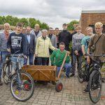 Bank-Projekt der Karl-Brauckmann-Schüler und Senioren ein Gewinn für alle