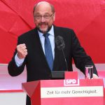 Jahresempfang der SPD im Forum mit Martin Schulz