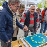 Holzwickeder Demokraten demonstrieren Schulterschluss beim Europatag
