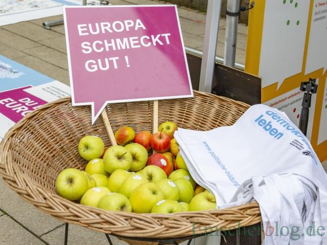 Einfach zum Anbeißen... (Foto: P. Gräber - Emscherblog)