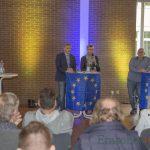 Diskussion des Ortsjugendrings: Europa ein Erfolgsmodell - auch für Holzwickede