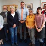 Gemeinde geschockt:  Portland kündigt offiziell Freundschaft mit Holzwickede auf