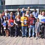 Feierstunde zur Einbürgerung: Kreis heißt 27 Neubürger willkommen