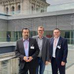 Oliver Kaczmarek (MdB) diskutiert mit Betriebsräten aus Unna über Arbeit 4.0