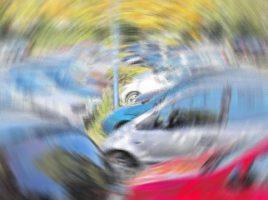Rein statistisch besitzt jeder zweite Einwohner im Kreis ein Auto. (Foto: P. Gräber - Emscherblog)