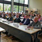 Volles Haus bei der Mitgliederversammlung des KreisSportBundes Unna