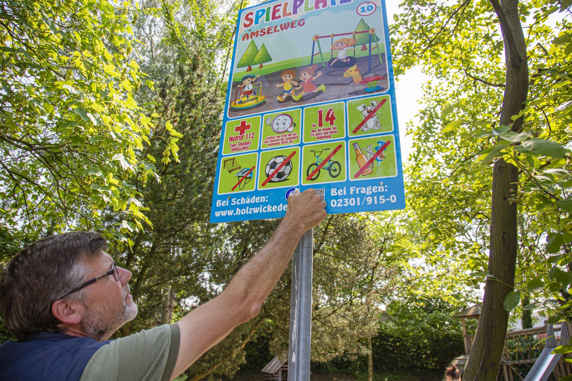 Neuer Spielplatz im Norden: SPD unterstützt Bürgerantrag  aus dem Krummen Weg