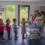 Paul-Gerhardt-Schule: Kinder und Personal der OGS genießen die neue Großzügkeit