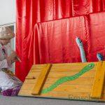 """Zirkus """"Aloys"""" die Hauptattraktion beim Schulfest der Aloysiusschule"""