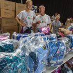 Größtes Schulranzenprojekt bundesweit: Verein Kinderglück e.V. verteilt 1.800 Ranzen