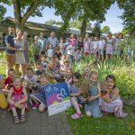 Die Grünen spendieren Pflanzpaket für Schulgarten der Dudenrothschule