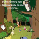 """Literaturkurs Q1 des CSG lädt zum """"Trip in den Hundertdrogenwald"""" ein"""