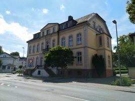Das Dienstgebäude an der Hansastraße 4. Foto: Max Rolke - Kreis Unna