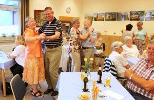 Tanzabend Seniorentreff