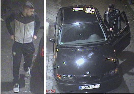 Die Polizei sucht diesen Mann. (Foto: Polizei NRW)