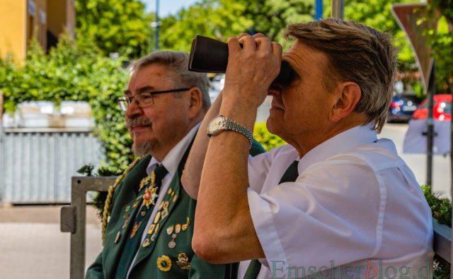 Das traditionelle Schützenfest in Holzwickede steht vor tiefgreifenden Veränderungen: Wohin geht die Reise für die Bürgerschützen? (Foto: P. Gräber - Emscherblog)