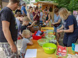 Sommerfest Familienzentrum Löwenzahn. (Foto: P. Gräber - Emscherblog)