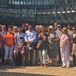 Dank für ehrenamtliche Flüchtlingshilfe: Ausflug in die Landeshauptstadt