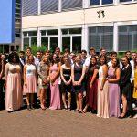 Josef-Reding-Schule verabschiedete ihre erfolgreichen Zehntklässler