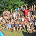 Familienzentrum Löwenzahn: Nach dem Zeltlager folgt das Familienfest