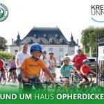 """Vorfreude der Zweiradfans auf 21. Radtourenfahrt """"Rund um Haus Opherdicke"""""""