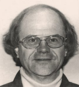 Verstorben:der ehemalige Kunstlehrer der JRS, Michael Weber. (Foto: privat)