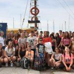 Ferienfreizeit mit 33 Jugendlichen: Urlaubsgrüße von der Halbinsel Istrien