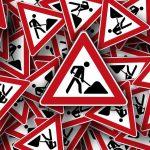 Bauarbeiten Landskroner Straße: Anwohner über Informationschaos verärgert