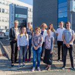 Drei neue Auszubildende starten ins Berufsleben bei der Gemeinde Holzwickede