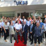 Abschied von der UKBS: Dirk Grünewald nach 46 Jahren in den Ruhestand