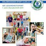 HSC-Wassergymnastik in Kleinschwimmhalle fällt bis auf Weiteres aus