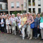 Verein Seniorentreff  unternimmt Tagesausflug nach Mülheim/Ruhr