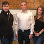Schüler Union in Holzwickede gegründet: Nick Engelhardt erster Vorsitzender