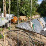 Hauptstraße 31: Abpumpen der Baugrube in die Kanalisation wasserrechtlich genehmigt