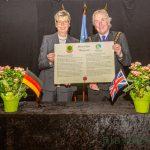 Update der Freundschaft: Holzwickede und Weymouth erneuern ihre Partnerschaft