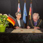 Kritik im Fachausschuss: Erneuerung der Partnerschaft mit Weymouth zu übereilt