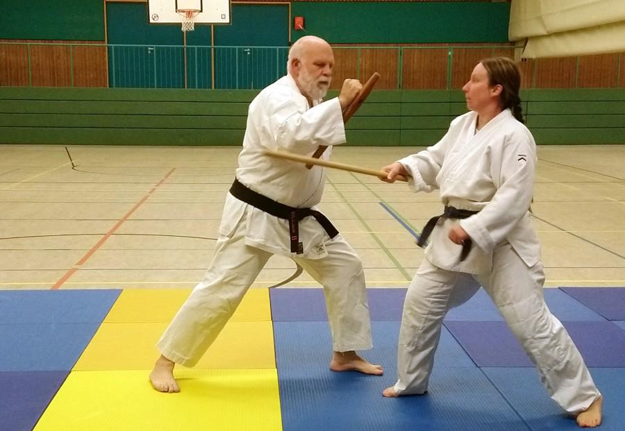 Die Jiu Jitsu-Abteilung des JCH sucht noch interessierte Mitstreiter jeden Alters, egal ob Anfänger oder Wiedereinsteiger. (Foto: privat)