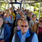 CDU-Bürgerfahrt durch Grachten Giethoorns bei schönstem Spätsommerwetter