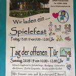 Aloysiusschule lädt im September zu drei besonderen Veranstaltungen ein