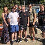 Junge Union taucht in Alltag der DLRG-Ehrenamtler ein