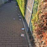 Aufreger: Illegale Müllentsorgung in der Gemeindemitte