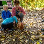Vier neue Untermieter im Familienzentrum Löwenzahn begeistern alle