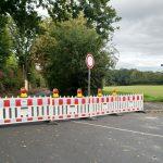 Straßenerweiterung beginnt früher: Steinbruchstraße (K31) ab sofort voll gesperrt
