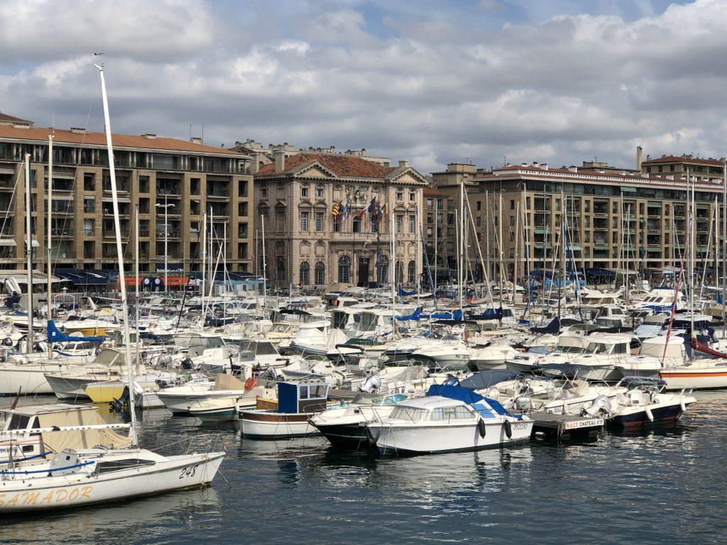 Impression aus dem alten Hafen von Marseille. (Foto: privat)