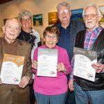 AWO Ortsverein Holzwickede ehrt langjährige Mitglieder