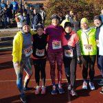 Läuferinnen des HSC-Gesundheitssport bei 35. Barbara-Runde erfolgreich