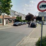 SPD stimmt gegen eigenen Antrag  zur Verkehrsführung im Mozartpark
