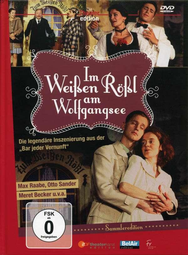 """Theaterfahrt zur Revue-Operette """"Im weißen Rössl"""""""