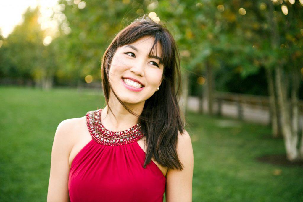 Makellose Technik und ausdrucksstarke Vielseitigkeit bei der Kammermusik auf Haus Opherdicke: Pianistin Rachel Kudo. (Foto: Jiyang Chen)